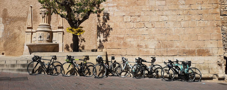 Costa Daurada cycling