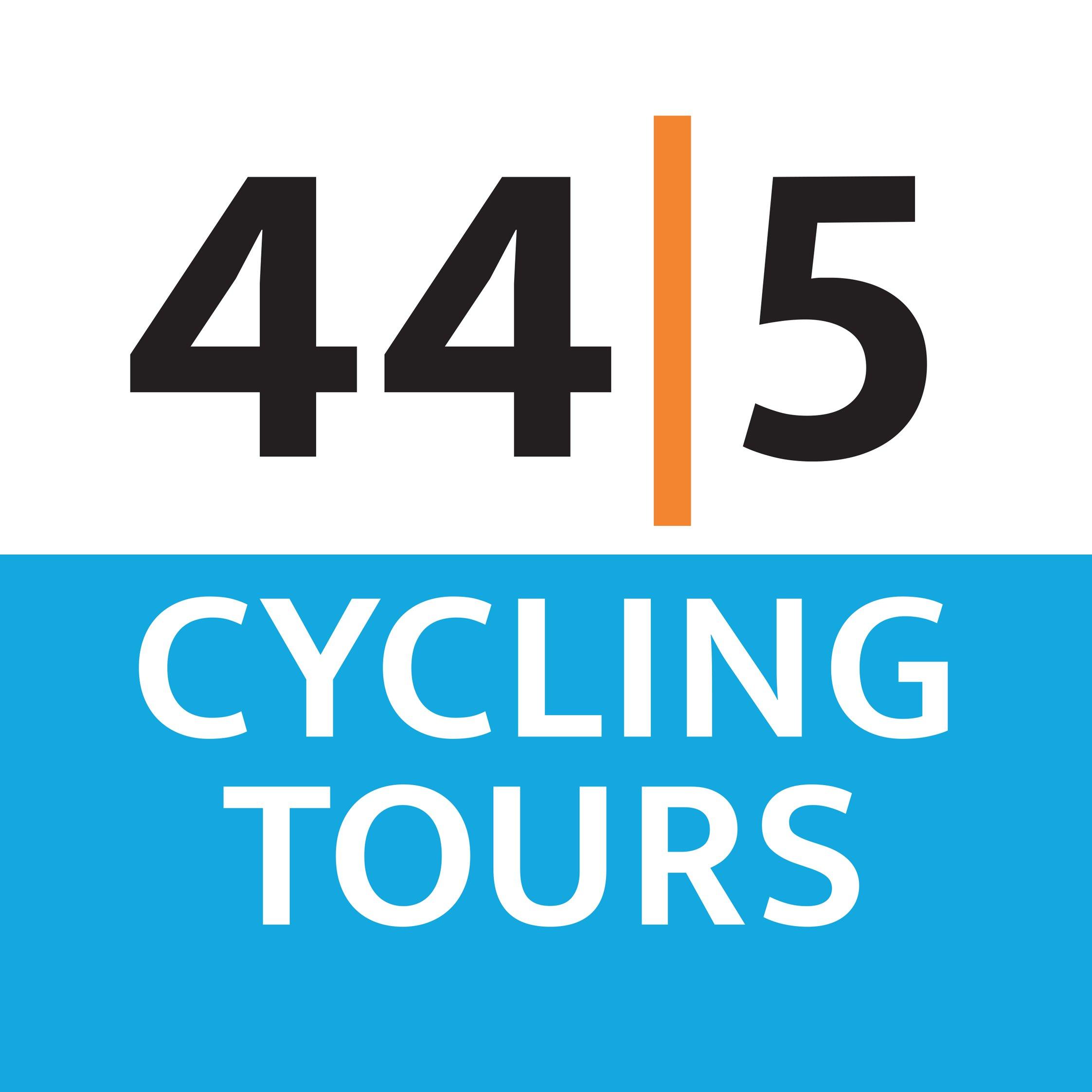 44-5 Cycling Tours